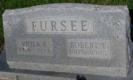 FURSEE, ROBERT E. - Jerauld County, South Dakota | ROBERT E. FURSEE - South Dakota Gravestone Photos
