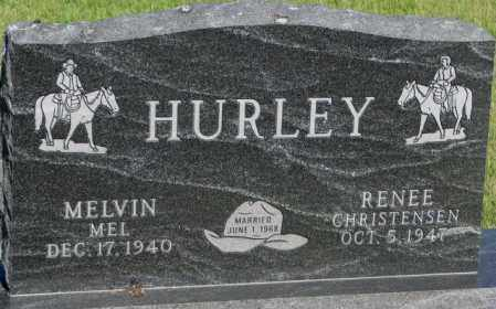 CHRISTENSEN HURLEY, RENEE - Jerauld County, South Dakota | RENEE CHRISTENSEN HURLEY - South Dakota Gravestone Photos