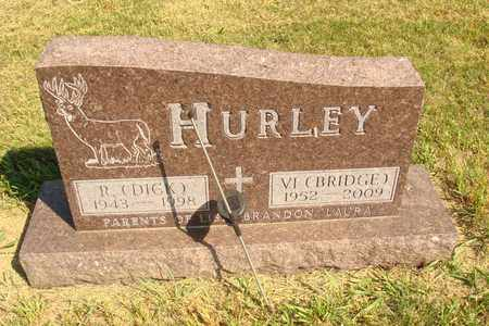 HURLEY, R. (DICK) - Jerauld County, South Dakota | R. (DICK) HURLEY - South Dakota Gravestone Photos