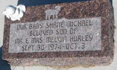 HURLEY, SHANE MICHAEL - Jerauld County, South Dakota | SHANE MICHAEL HURLEY - South Dakota Gravestone Photos