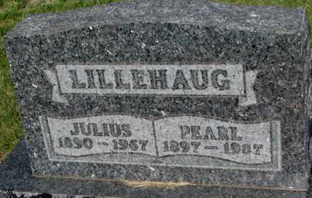 LILLEHAUG, JULIUS - Jerauld County, South Dakota | JULIUS LILLEHAUG - South Dakota Gravestone Photos