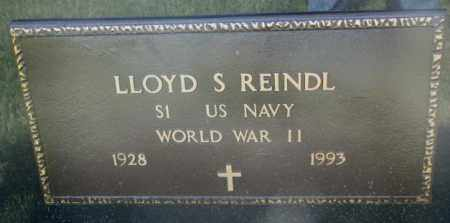 REINDL, LLOYD S. (WW II) - Jerauld County, South Dakota | LLOYD S. (WW II) REINDL - South Dakota Gravestone Photos