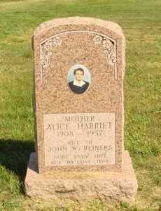REINERS, ALICER HARRIET - Jerauld County, South Dakota | ALICER HARRIET REINERS - South Dakota Gravestone Photos