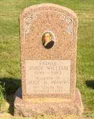 REINERS, JOHN WILLIAM - Jerauld County, South Dakota | JOHN WILLIAM REINERS - South Dakota Gravestone Photos