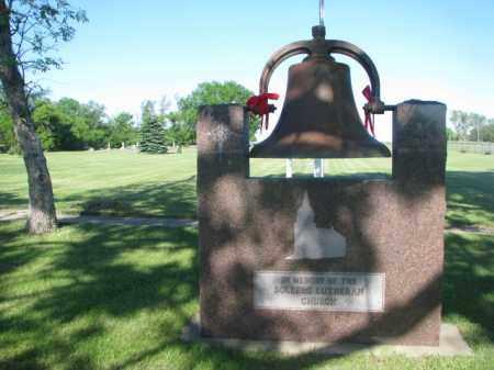 *SOLBERG, BELL - Jerauld County, South Dakota | BELL *SOLBERG - South Dakota Gravestone Photos