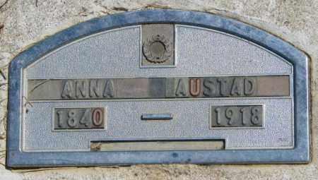 AUSTAD, ANNA - Jones County, South Dakota | ANNA AUSTAD - South Dakota Gravestone Photos