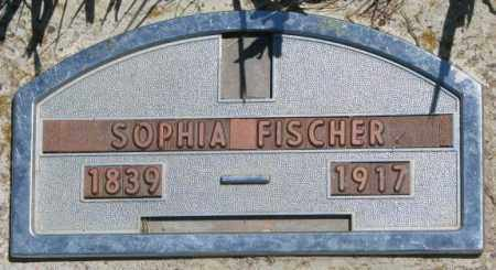 FISCHER, SOPHIA - Jones County, South Dakota | SOPHIA FISCHER - South Dakota Gravestone Photos