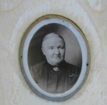 HENRIKSEN JOHANNE K., PHOTO CLOSEUP - Jones County, South Dakota | PHOTO CLOSEUP HENRIKSEN JOHANNE K. - South Dakota Gravestone Photos