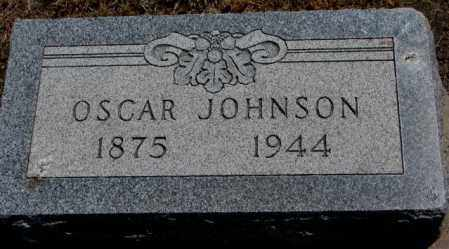JOHNSON, OSCAR - Jones County, South Dakota | OSCAR JOHNSON - South Dakota Gravestone Photos