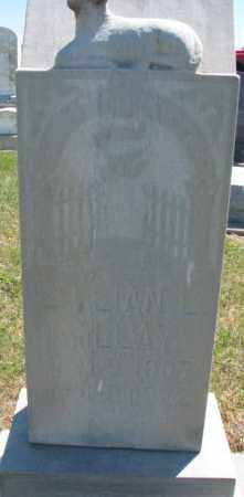 MILLAY, LILLIAN L. - Jones County, South Dakota | LILLIAN L. MILLAY - South Dakota Gravestone Photos
