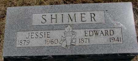 SHIMER, JESSIE - Jones County, South Dakota | JESSIE SHIMER - South Dakota Gravestone Photos