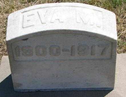 STOTTS, EVA M. - Jones County, South Dakota | EVA M. STOTTS - South Dakota Gravestone Photos