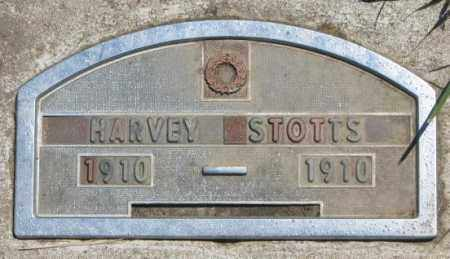 STOTTS, HARVEY - Jones County, South Dakota | HARVEY STOTTS - South Dakota Gravestone Photos