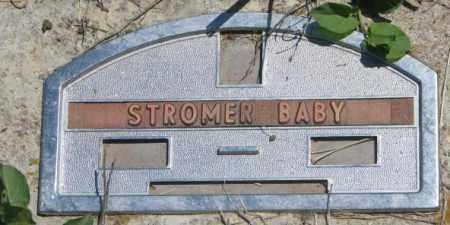 STROMER, BABY - Jones County, South Dakota | BABY STROMER - South Dakota Gravestone Photos