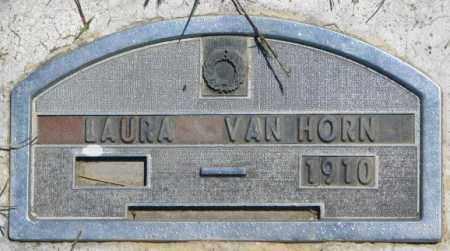 VAN HORN, LAURA - Jones County, South Dakota | LAURA VAN HORN - South Dakota Gravestone Photos