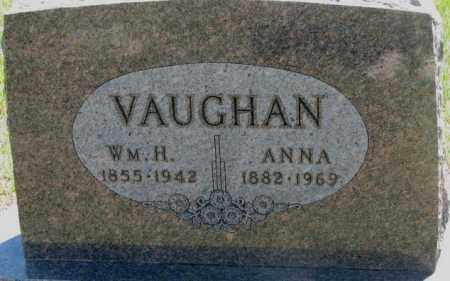 VAUGHAN, ANNA - Jones County, South Dakota | ANNA VAUGHAN - South Dakota Gravestone Photos