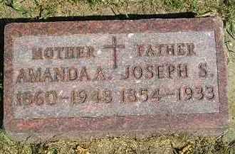 ARCHER, AMANDA A. - Kingsbury County, South Dakota | AMANDA A. ARCHER - South Dakota Gravestone Photos