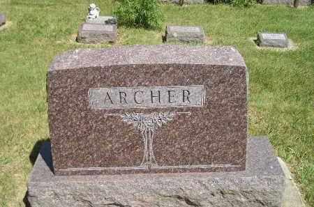 ARCHER, FAMILY PLOT - Kingsbury County, South Dakota | FAMILY PLOT ARCHER - South Dakota Gravestone Photos