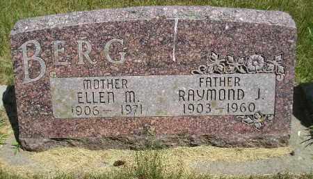 BERG, RAYMOND J. - Kingsbury County, South Dakota | RAYMOND J. BERG - South Dakota Gravestone Photos