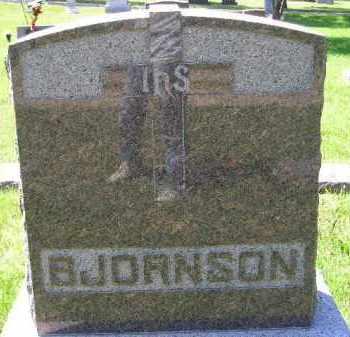 BJORNSON, FAMILY STONE - Kingsbury County, South Dakota | FAMILY STONE BJORNSON - South Dakota Gravestone Photos