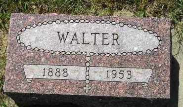 BOWKER, WALTER - Kingsbury County, South Dakota | WALTER BOWKER - South Dakota Gravestone Photos