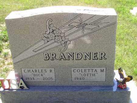 BRANDNER, COLETTA M. - Kingsbury County, South Dakota | COLETTA M. BRANDNER - South Dakota Gravestone Photos