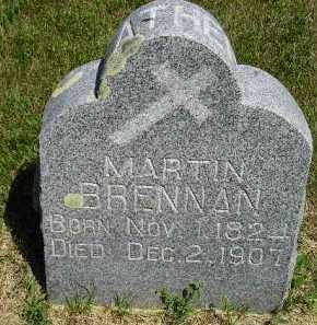 BRENNAN, MARTIN - Kingsbury County, South Dakota | MARTIN BRENNAN - South Dakota Gravestone Photos