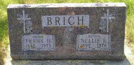 BRICH, FRANK H. - Kingsbury County, South Dakota   FRANK H. BRICH - South Dakota Gravestone Photos
