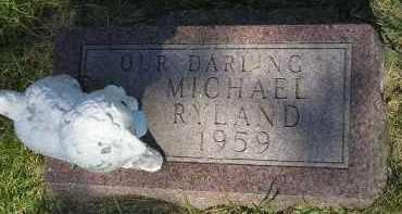 BRICH, MICHAEL RYLAND - Kingsbury County, South Dakota | MICHAEL RYLAND BRICH - South Dakota Gravestone Photos