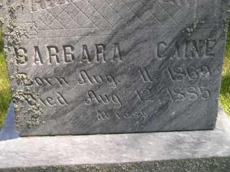 CAINE, BARBARA - Kingsbury County, South Dakota | BARBARA CAINE - South Dakota Gravestone Photos