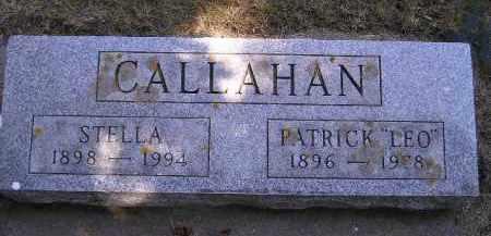 CALLAHAN, PATRICK - Kingsbury County, South Dakota | PATRICK CALLAHAN - South Dakota Gravestone Photos