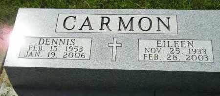 CARMON, EILEEN - Kingsbury County, South Dakota | EILEEN CARMON - South Dakota Gravestone Photos