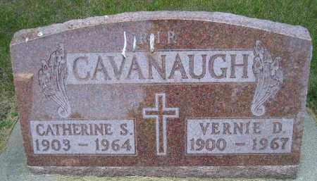 CAVANAUGH, CATHERINE S. - Kingsbury County, South Dakota | CATHERINE S. CAVANAUGH - South Dakota Gravestone Photos