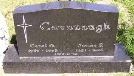 CAVANAUGH, CAROL G. - Kingsbury County, South Dakota | CAROL G. CAVANAUGH - South Dakota Gravestone Photos