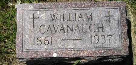 CAVANAUGH, WILLIAM - Kingsbury County, South Dakota | WILLIAM CAVANAUGH - South Dakota Gravestone Photos