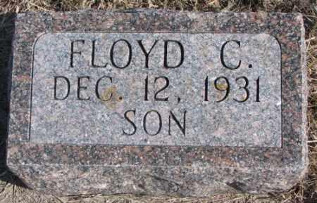 CHRISTENSEN, FLOYD C. - Kingsbury County, South Dakota | FLOYD C. CHRISTENSEN - South Dakota Gravestone Photos