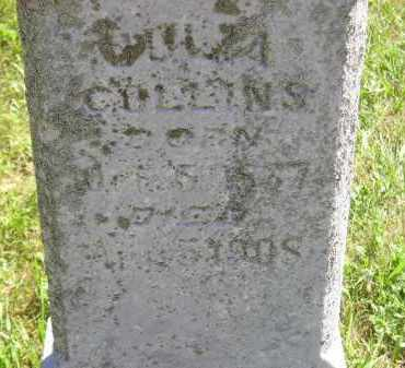 COLLINS, JULIA - Kingsbury County, South Dakota | JULIA COLLINS - South Dakota Gravestone Photos