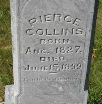 COLLINS, PIERCE - Kingsbury County, South Dakota   PIERCE COLLINS - South Dakota Gravestone Photos