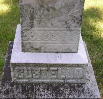 COSTELLO, . - Kingsbury County, South Dakota | . COSTELLO - South Dakota Gravestone Photos
