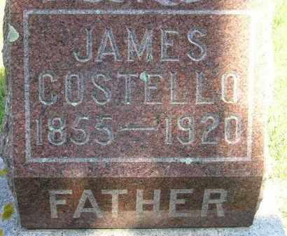 COSTELLO, JAMES - Kingsbury County, South Dakota | JAMES COSTELLO - South Dakota Gravestone Photos