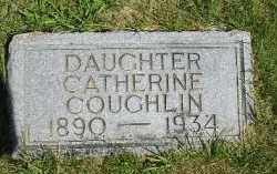 COUGHLIN, CATHERINE - Kingsbury County, South Dakota | CATHERINE COUGHLIN - South Dakota Gravestone Photos
