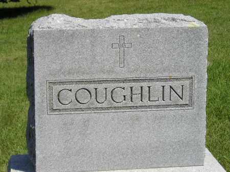COUGHLIN, FAMILY STONE - Kingsbury County, South Dakota | FAMILY STONE COUGHLIN - South Dakota Gravestone Photos