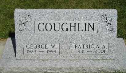 COUGHLIN, GEORGE W. - Kingsbury County, South Dakota | GEORGE W. COUGHLIN - South Dakota Gravestone Photos