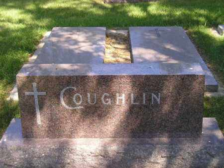 COUGHLIN, PLOT - Kingsbury County, South Dakota | PLOT COUGHLIN - South Dakota Gravestone Photos