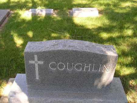 COUGHLIN, PLOT - Kingsbury County, South Dakota   PLOT COUGHLIN - South Dakota Gravestone Photos