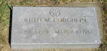 COUGHLIN, RUTH M. - Kingsbury County, South Dakota   RUTH M. COUGHLIN - South Dakota Gravestone Photos