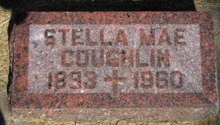 COUGHLIN, STELLA MAE - Kingsbury County, South Dakota | STELLA MAE COUGHLIN - South Dakota Gravestone Photos