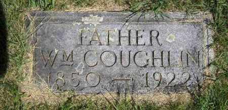 COUGHLIN, WM. - Kingsbury County, South Dakota | WM. COUGHLIN - South Dakota Gravestone Photos
