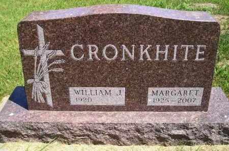 CRONKHITE, MARGARET - Kingsbury County, South Dakota   MARGARET CRONKHITE - South Dakota Gravestone Photos
