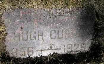 CURLEY, HUGH - Kingsbury County, South Dakota | HUGH CURLEY - South Dakota Gravestone Photos